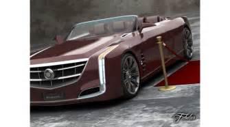 Ciel Concept Cadillac Cadillac Ciel Concept 3d Library 3d Models Vehicles