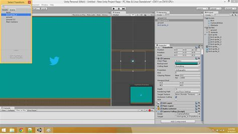 unity tutorial complete game unity games tutorials unity 2d game flappy bird clone