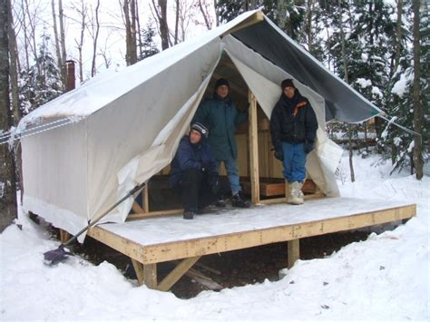 wall tent platform design a site with a huge list of canvas tent manufacturers