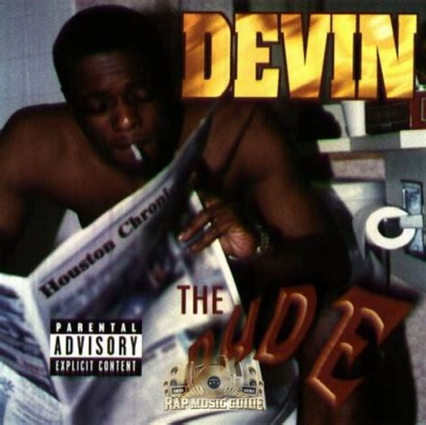 The Dude S Rug by Devin The Dude The Dude 1st Press Cd Rap Guide