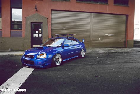 subaru wrx stance dropped sti stancenation form gt function