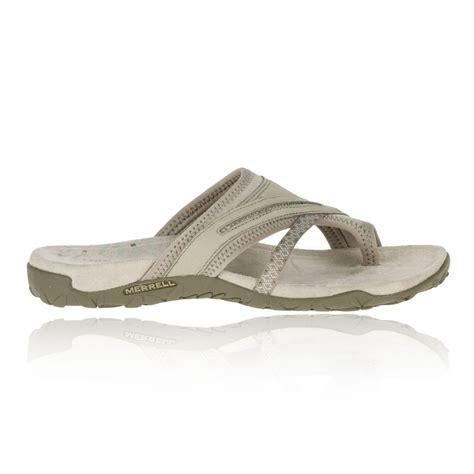 merrell shoes womens sandals merrell terran post ii womens grey walking summer shoes