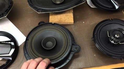 replace 2006 nissan xterra front and rear speakers