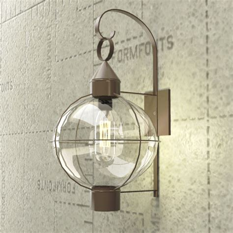 Landscape Lighting Fixture Enhance Your Real Estate Value With Exterior Wall Light