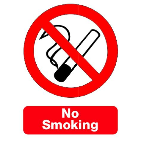 no smoking sign picture no smoking sign 200 x 150mm vinyl prohibition safety