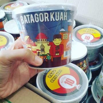 Kripchoo Keripik Singkong Coklat the snacks cemilan unik oleh oleh khas bandung