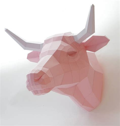 papercraft animals by paperwolf inspiration now