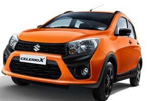 Maruti Suzuki Celerio Features Maruti Celerio X Cross Launched In India Price Engine