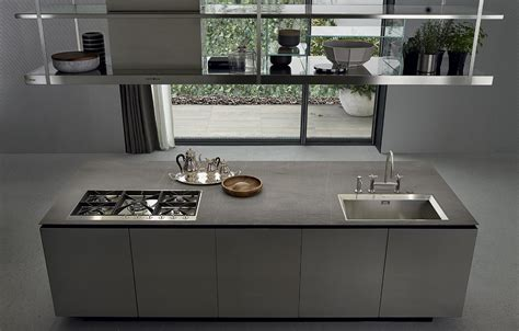 Kitchen Central Island varenna kitchen integrated cooking solutions