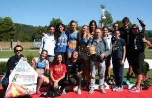 sedi e cus atletica leggera cus torino femminile promosso in serie a