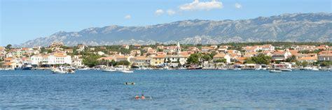 pag zrce appartamenti novalja isola di pag croazia live web danijela