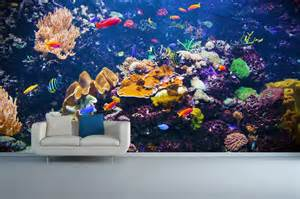 wall mural use this stunning coral reef wall mural on a complete wall fish sea underwater bedroom photo wallpaper wall mural picture w1318ve