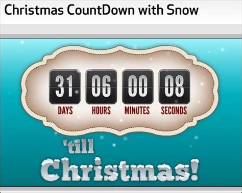 10 awesome christmas countdown timers tripwire magazine