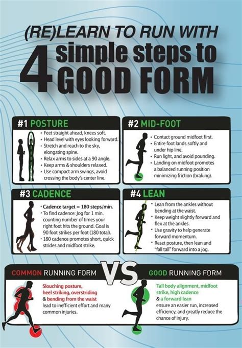 9 tips for running during want running form running races