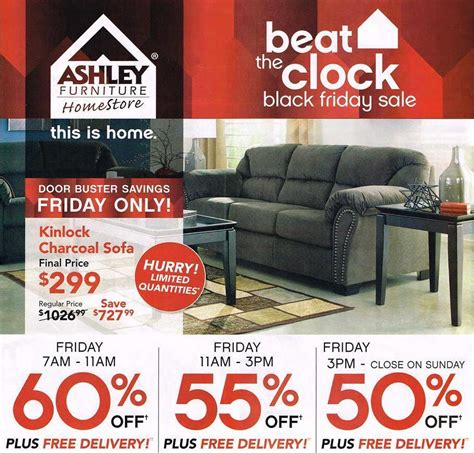 Black Friday Deals Ashley Furniture Top Furniture Of 2016