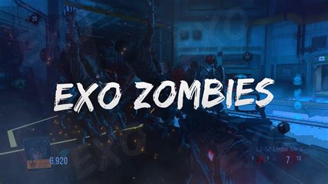 exo zombies carrier exo zombies carrier new perks power ups part 1