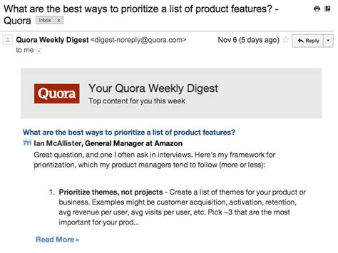 Why Mba In Marketing Question Quora by Top 6 Tips For Using Quora For Business Inkjet Wholesale