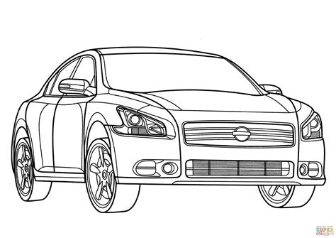 nissan leaf coloring pages 8 images of nissan skyline gtr coloring pages nissan
