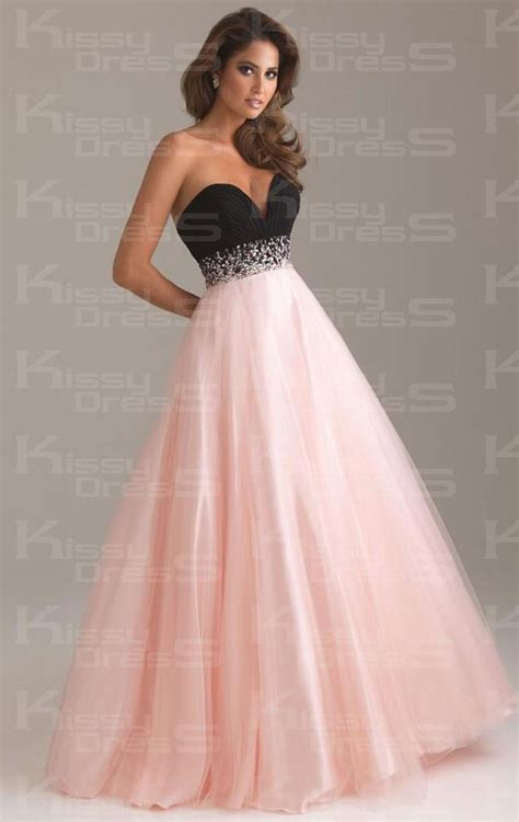 queenieprom discount black long prom dress lfnae0002
