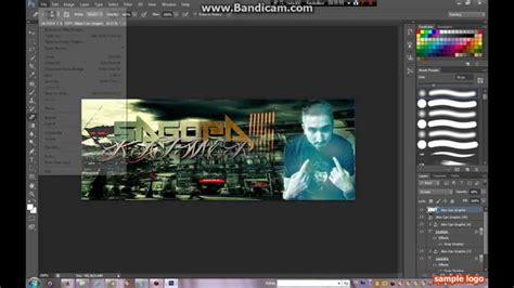 photoshop yeni pattern ekleme photoshop cs6 kapak fotoğrafı hazırlama 2014 yeni youtube