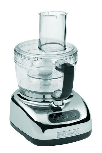 Kitchenaid Food Processor Offers Bargain Kitchenaid Kfp740cr 9 Cup Food Processor With 4