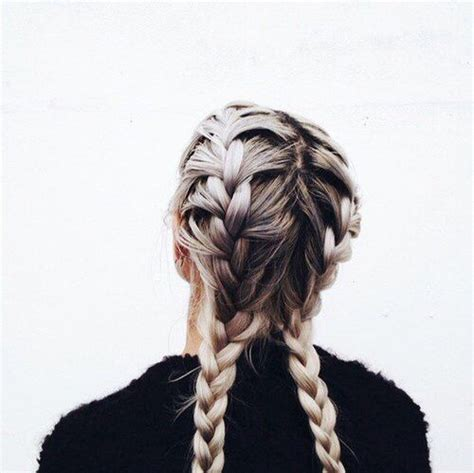 two braids simple and u0027s hair two braids search hair two