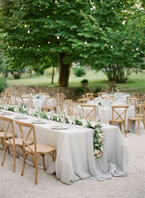 17 best ideas about table cloth wedding on