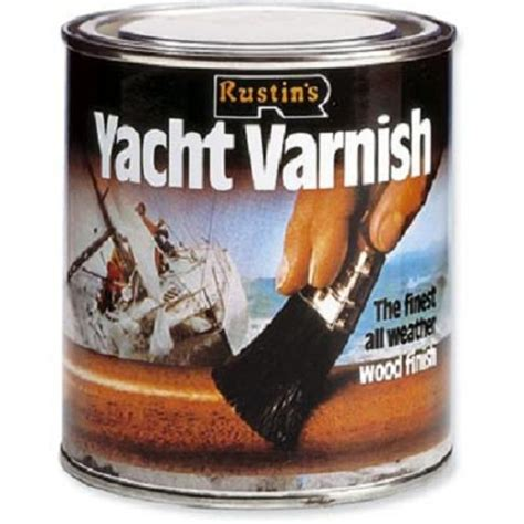 yacht varnish rustins 2 5ltr yacht varnish the finest wood protection ebay