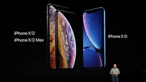 apple launches   iphones iphone xs xs max  xr