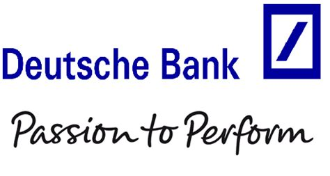 deutsche bank log deutsche bank logo to perform www pixshark