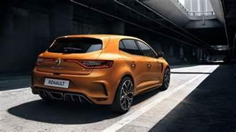 Renault Megane Rs 2018 Renault Megane Rs Is The Best Hatchback At Iaa