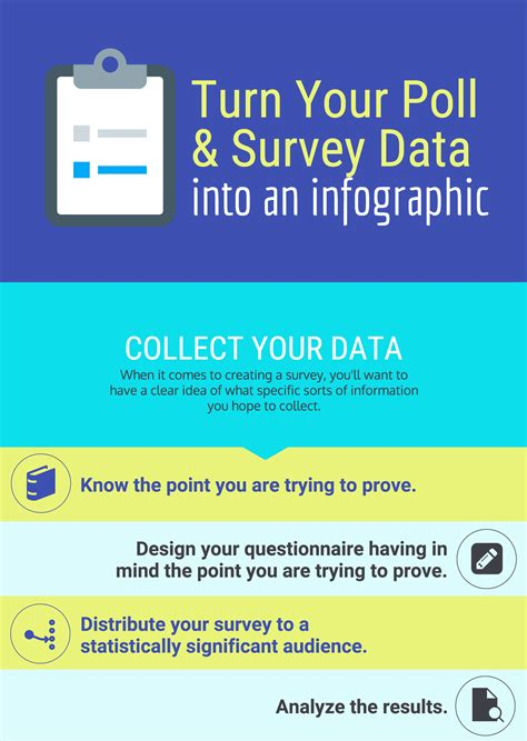 The Top 9 Infographic Template Types Venngage Survey Infographic Template