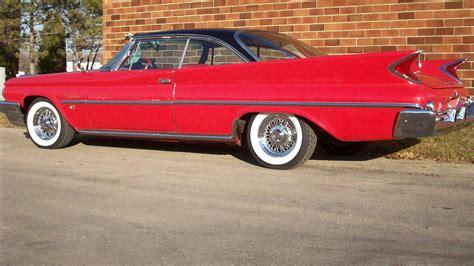 1960 Chrysler Saratoga by 1960 Chrysler Saratoga 2 Door Hardtop F272 Indy 2012