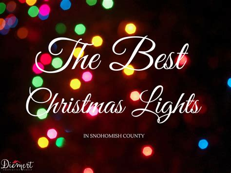 best place to see christmas lights in new york city the 18 best places to see christmas lights in snohomish