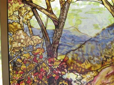 louis comfort tiffany stained glass autumn glassmasters louis comfort tiffany stained glass