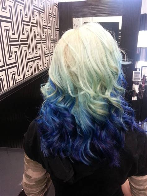 amazing hair color the 46 best images about northern lights on
