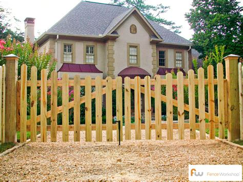 wood picket fence sections wood picket fence sections fences