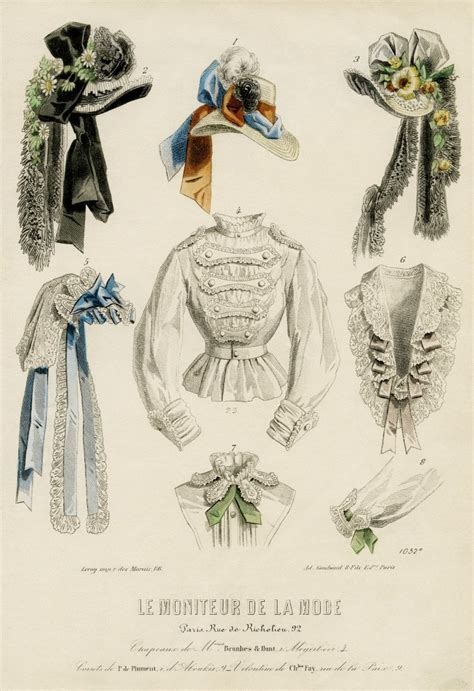 mid  french fashion plate  design shop blog