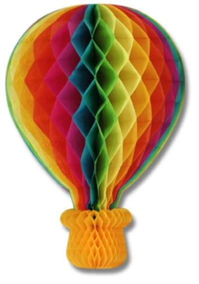 How To Make A Air Balloon With Tissue Paper - bulk summer decorations supplies tissue
