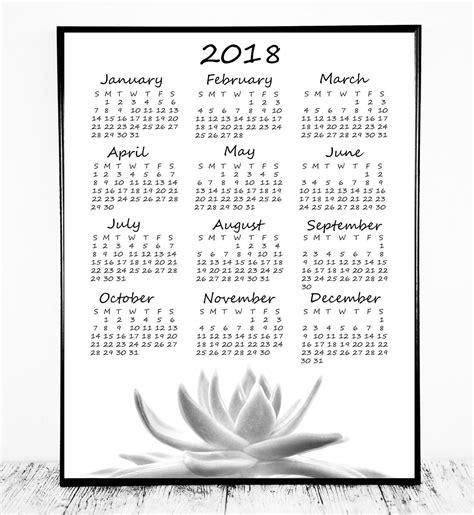 2017 calendar 2018 calendar