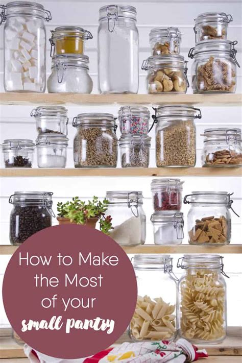 how to make the most of your small pantry simply stacie how to make the most of your small pantry simply stacie