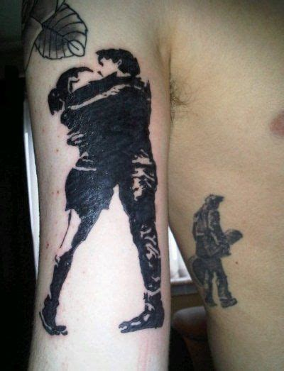 green day tattoo green day s album cover i might actually this as my