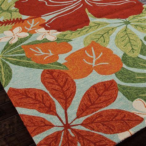 Coastal Indoor Outdoor Rugs Jaipur Rugs Coastal Luau 2 X 3 Indoor Outdoor Rug Green