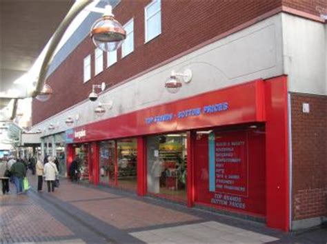 home bargains grange shopping centre birkenhead opening