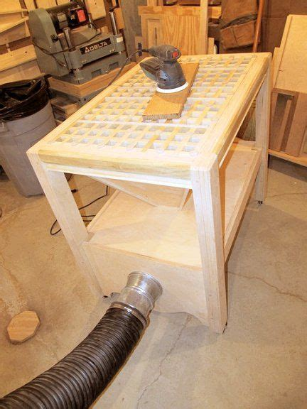 roger s downdraft table woodworking pinterest tables