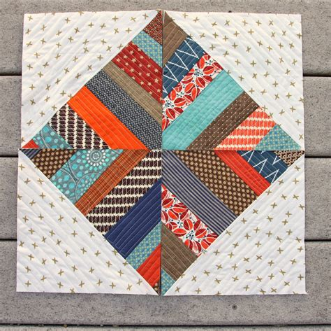 Quilt Diary by Modern Quilt As You Go Pattern Book Diary Of A Quilter