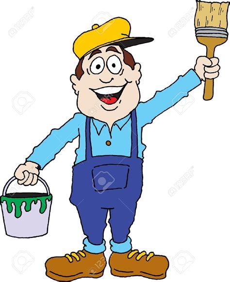 painter free decorator clipart 73