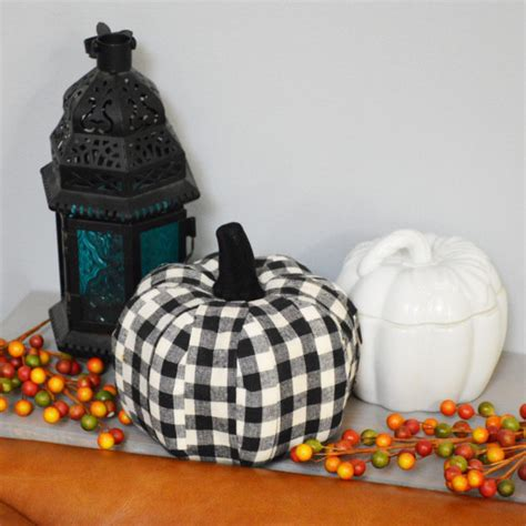 remodelaholic affordable plaid and buffalo check home gingham style a k a buffalo plaid or checked fall home