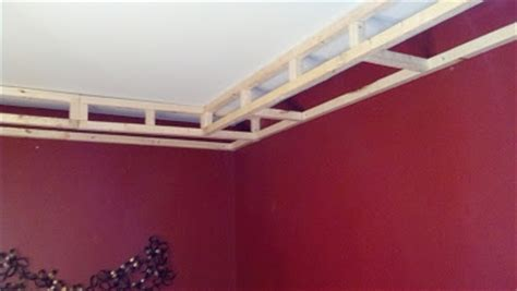 how to build a recessed ceiling road to the ravenna diy tray ceiling