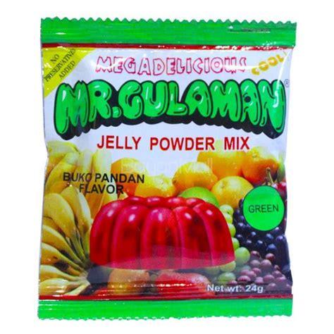 Dining Room Cabinet megalicious mr gulaman jelly powder mix buko pandan 24g